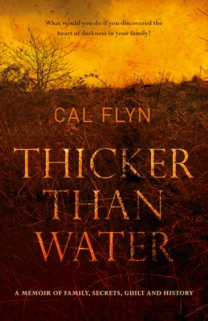 Cover image - Thicker Than Water