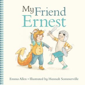 Cover image - My Friend Ernest