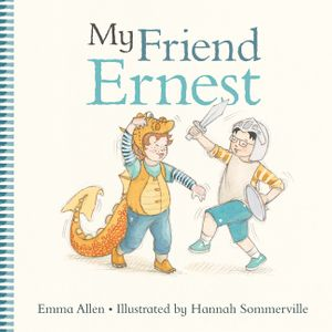 My Friend Ernest book image