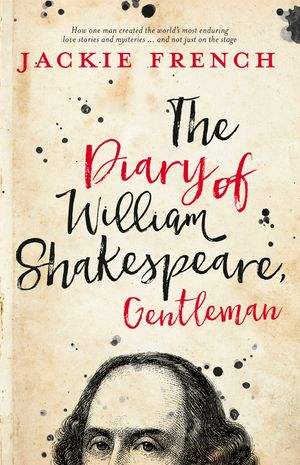 The Diary of William Shakespeare, Gentleman book image