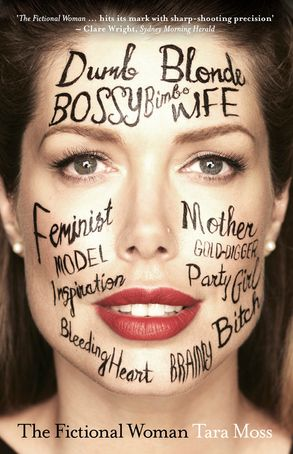 Cover image - The Fictional Woman
