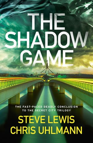 The Shadow Game book image