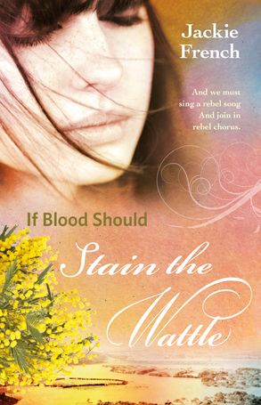 Cover image - If Blood Should Stain the Wattle