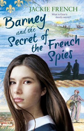 Cover image - Barney and the Secret of the French Spies