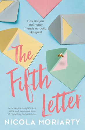 Cover image - The Fifth Letter: old friends, hidden betrayals and one dangerous secret