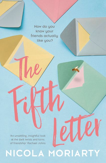 The Fifth Letter Old Friends Hidden Betrayals And One Dangerous Secret