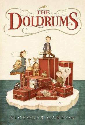 Cover image - The Doldrums (The Doldrums, Book 1)