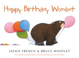 Happy Birthday Wombat