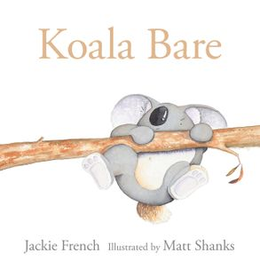Cover image - Koala Bare