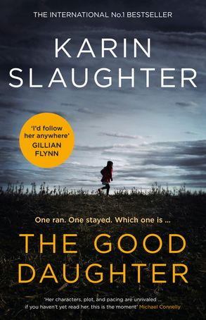 Cover image - The Good Daughter