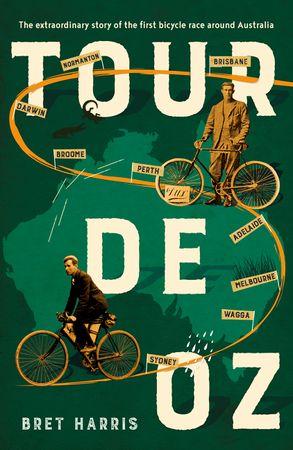 Cover image - Tour de Oz
