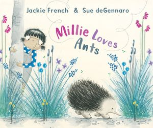 Millie Loves Ants book image