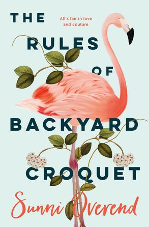 Cover image - The Rules of Backyard Croquet
