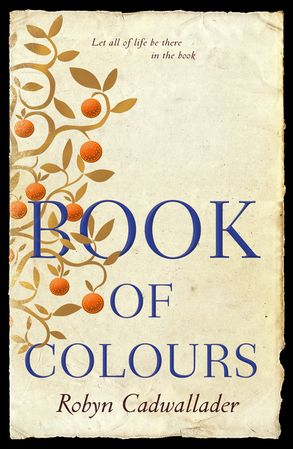 Cover image - Book of Colours