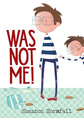 Cover image - Was Not Me!
