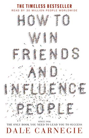 Cover image - How to Win Friends & Influence People