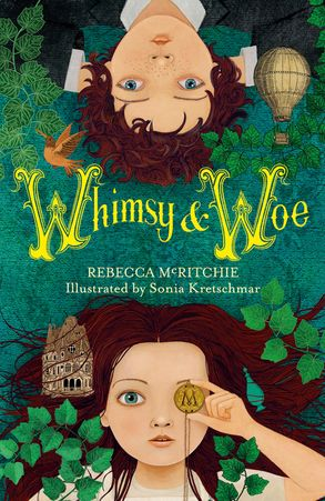 Cover image - Whimsy and Woe