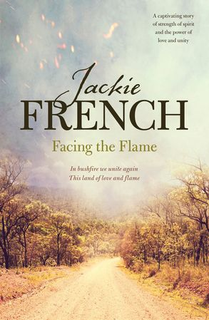 Cover image - Facing the Flame
