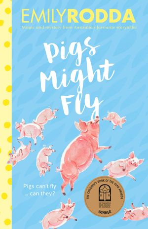 Pigs Might Fly book image