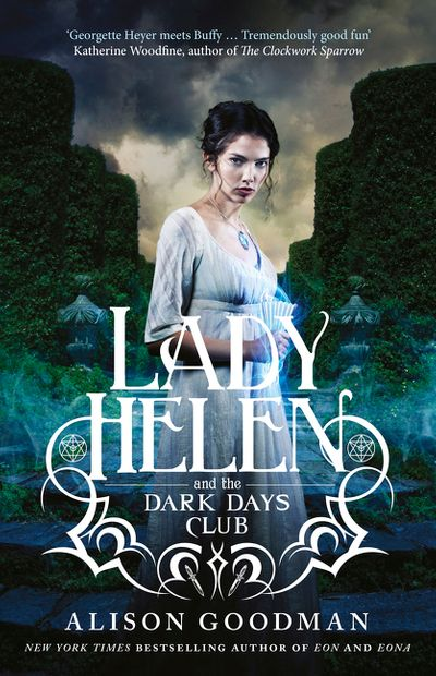 Lady Helen and the Dark Days Club (Lady Helen, Book 1)