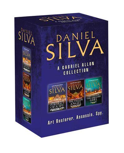 Daniel Silva Box Set [3 Book Set]