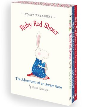 Cover image - Ruby Red Shoes Story Treasury
