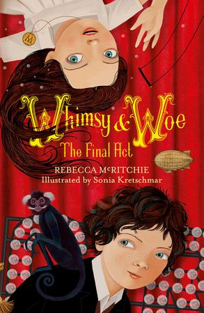 Cover image - Whimsy and Woe: The Final Act (Whimsy & Woe, Book 2)