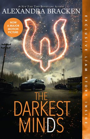 Cover image - The Darkest Minds