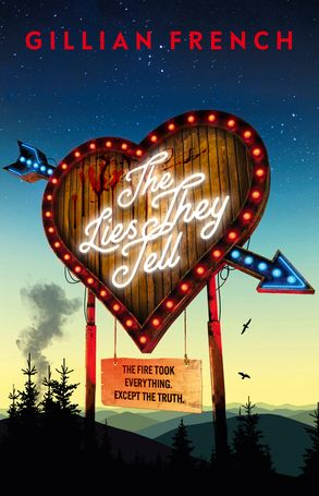 Cover image - The Lies They Tell