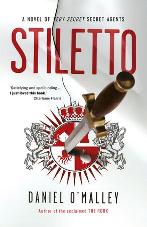 Cover image - Stiletto