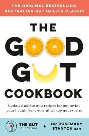 Cover image - The Good Gut Cookbook