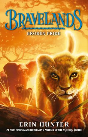 Cover image - Bravelands: Broken Pride