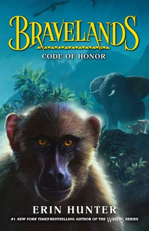 Cover image - Bravelands: Code of Honor