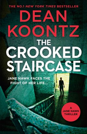 Cover image - The Crooked Staircase