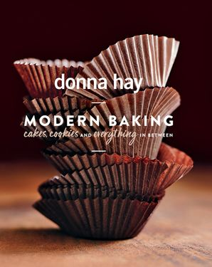 Modern Baking Hardcover  by Donna Hay