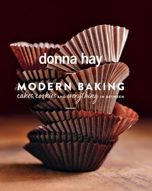 Modern Baking book image