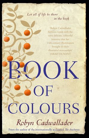 BOOK OF COLOURS Paperback  by