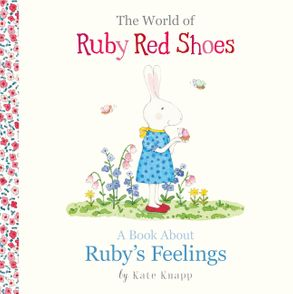 Cover image - The World of Ruby Red Shoes: A Book about Ruby's Feelings