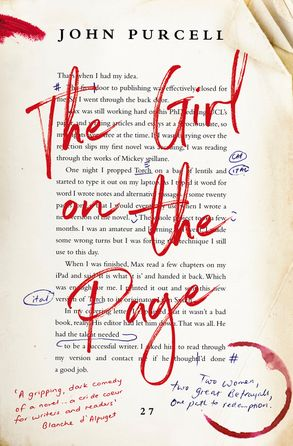 Cover image - The Girl On The Page