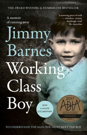 Cover image - Working Class Boy [Film Tie-in edition]