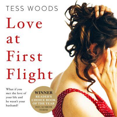 Love at First Flight [Bolinda]