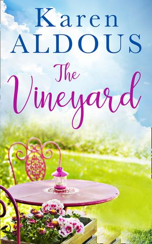 The Vineyard book image