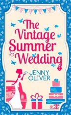 The Vintage Summer Wedding eBook DGO by Jenny Oliver