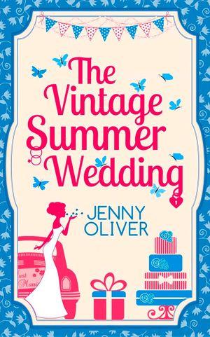 The Vintage Summer Wedding book image