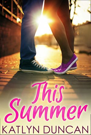 This Summer book image