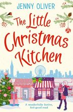 The Little Christmas Kitchen eBook DGO by Jenny Oliver
