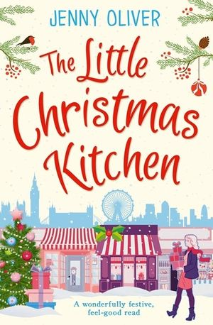 The Little Christmas Kitchen book image