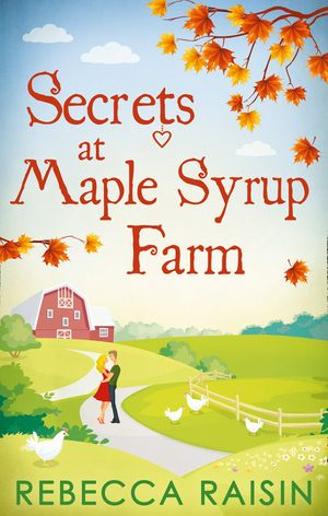 Secrets At Maple Syrup Farm book image