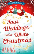 Four Weddings And A White Christmas eBook DGO by Jenny Oliver