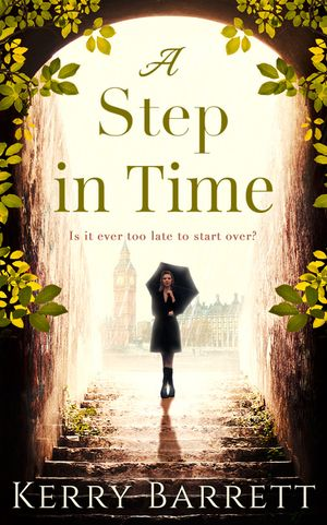 A Step In Time book image